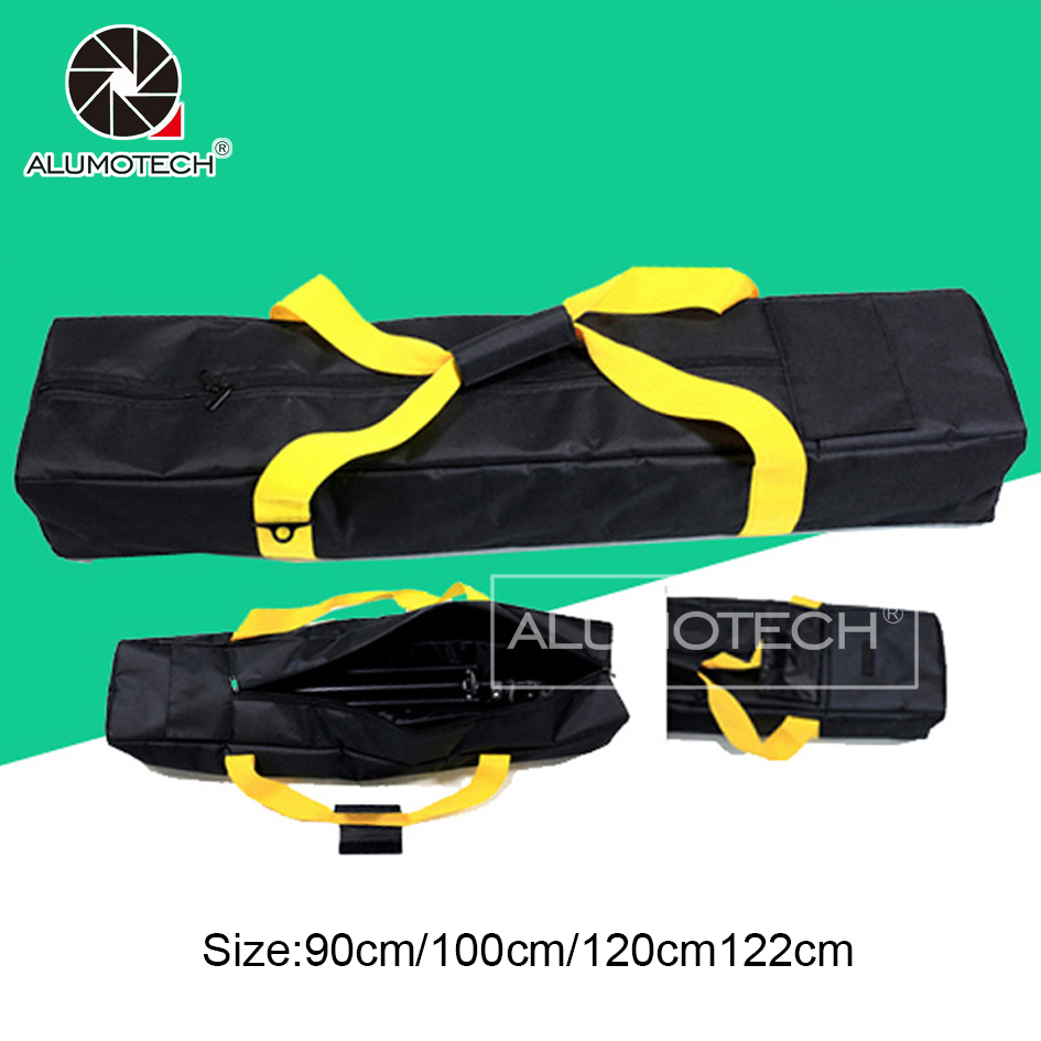 Alumotech 90/100/120cm/122 Portable Carry Bag for Tripod Photography Light Studio Equipment Light stand Oxford Material bag