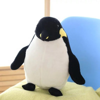 small cute plush penguin toy new stuffed penguin doll gift about 40cm 2657