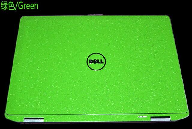 Ноутбук углеродного волокна виниловая кожа наклейка крышка для ASUS G73 G73JW G73JH G73SW 17,3-дюймов - Цвет: Green Star Matte