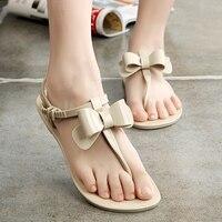 Mùa hè Dép Phẳng Ladies Jelly Bohemia Bãi Biển Flip Flops Giày Phụ Nữ Đấu Sĩ Giày Sandles nền tảng Zapatos Mujer Sandalias