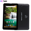 Original 7 Polegada Quad Core Tablets Pc IPS Android5.1 LCD Bluetooth 3g chamada de telefone 1g 32 gb tf cartão de couro mini tablet pad telefone