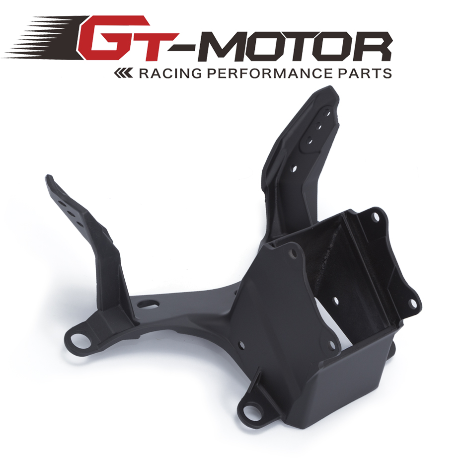 GT Motor FREE SHIPPING For YAMAHA YZF R6 R6 2008 2015 Motorcycle Front Light Headlight Upper