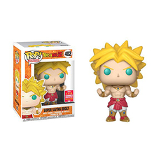 Funko pop Amine Dragon Ball SUPER SAIYAN BROLY Vinyl Action Figure Collectible Model Toys for children birthday gift