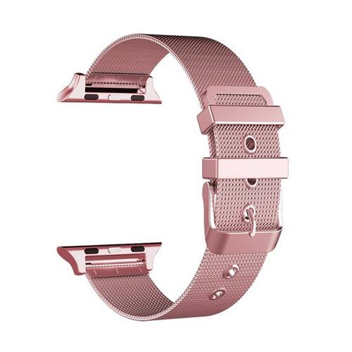 Bracelet Maille Milanaise Apple Watch