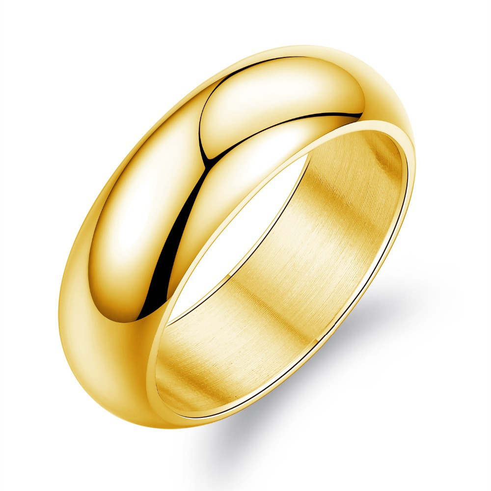 7fc9a670a650c Top Fashion 2015 Vintage Wide Thumb Gold Rings for Men Ring ...