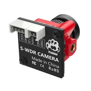 Image 3 - Камера Foxeer Micro Predator 4 Super WDR 4ms с задержкой OSD 1000TVL FPV Для радиоуправляемых моделей, Мультикоптер, запасные части, аксессуары для DIY