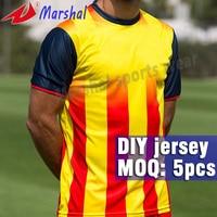 14 15 Season Football Uniform Kits Thailand Quality Football Jersey Set With Free Shipping