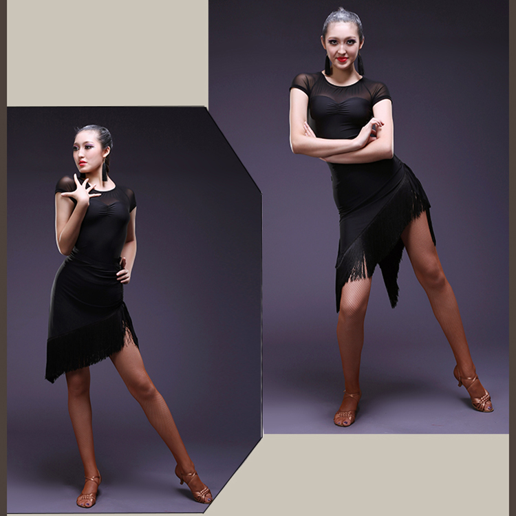 Latin dance costume (2)