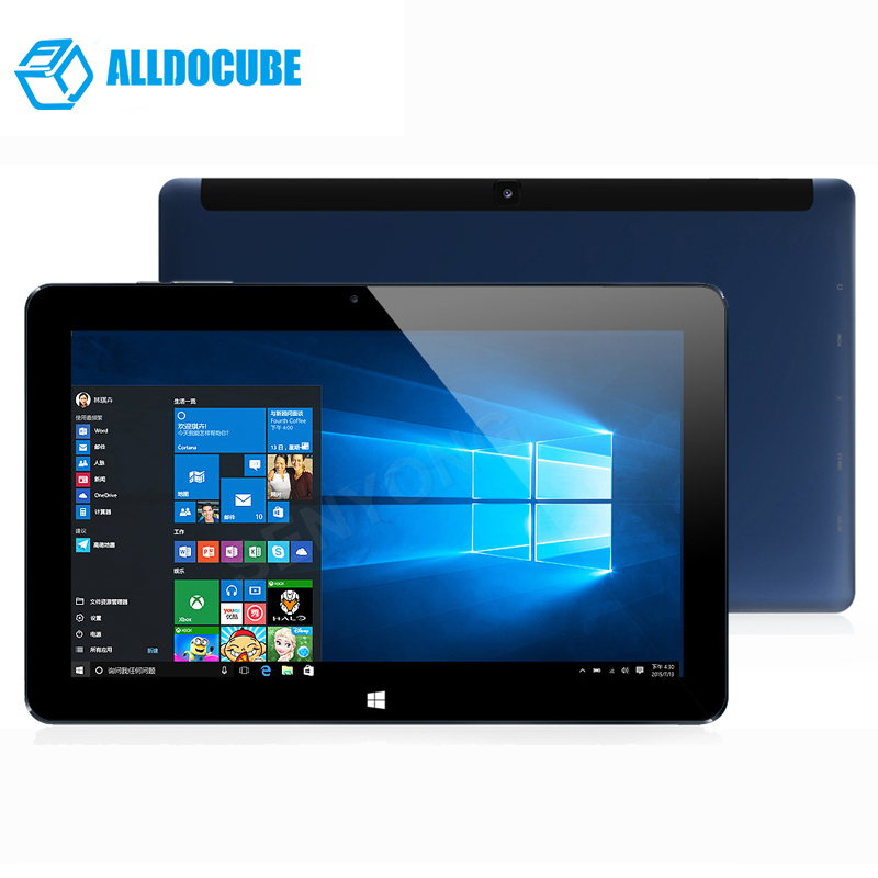 10,6 zoll 1920*1080 ALLDOCUBE iwork11 Stylus Tablet PC Windows10 Intel Atom x5-Z8300 Quad Core 4 gb 64 gb rom HDMI