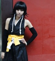 Japan Amime Bleach Cosplay costumes 2nd Division Captain Soi Fong Full outfit Sexy Clothes