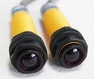 2 adet E18-5DNA + E18-5DN 6-36VDC NPN YOK 5 M Sensör Fotoelektrik Anahtarı