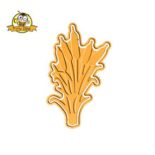 Grass Shape HOT FOIL PLATE Metal Cutting Dies Stencils for DIY Scrapbooking Photo Album Embossing For Paper Cards