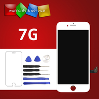 Grade AAA LG 1PC LCD No Dead Pixel For IPhone 7 Display Replacement Mobile Phone Touch