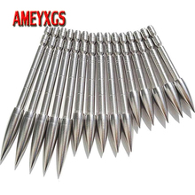 30pcs Archery 100/120/150 grain Arrowhead For ID4.2mm Arrow Shaft Target Point Tips Broadhead Hunting Shooting Accessories 30pcs eucommia ulmoides 100
