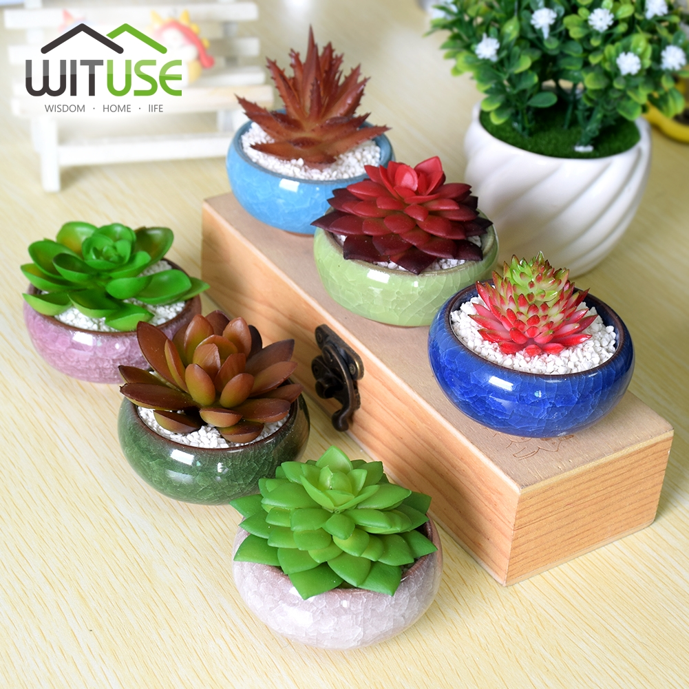 wituse jardn mini maceta de cermica maceta macetas para planter suculentas para home garden decor macetas jardineras