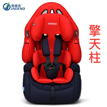 Child & Baby Safety Car Seat 9 Months -0-3-4-12 Years Old ISOFIX - Baby sikkerhet - Bilde 5