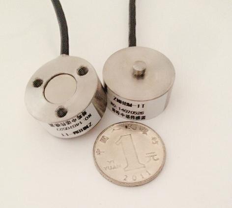 Livraison gratuite 1 pc qualité Mini capteur de cellule de charge 0-10 kg capteur de pression longueur 2 M Micro capteur de charge
