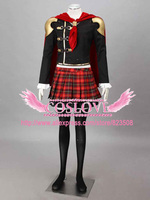 High Quality Custom Made Rem Cosplay Costume from Final Fantasy Type 0 Plus Size (S 6XL)
