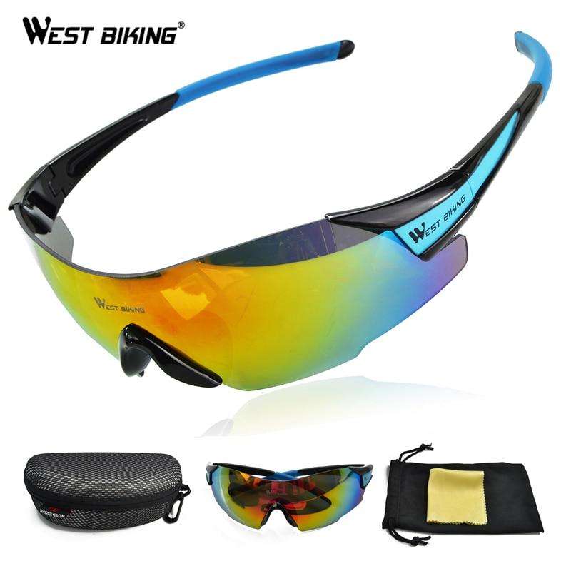 WEST BIKING Design Cycling Sunglasses With Box Outdoor Eyewear Windproof UV400 MTB Goggle Bike Bicycle Glasses Cycling Eyewear|cycling sunglasses|glasses cycling|cycling eyewear - title=