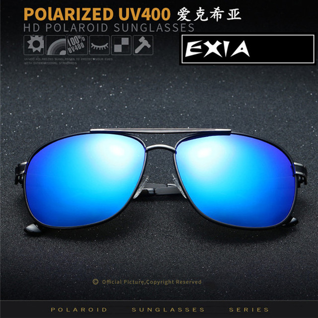 Mirror Flash Colors Lenses for Men Fashion Sunglasses Custom Polarized  Lenses RX EXIA OPTICAL KD- 443280ba50
