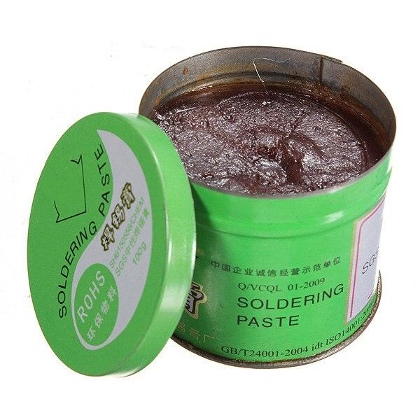 2016 Hot Sale Soldering Repair Solder Paste Cream Welding Paste Flux Grease  Gel RoHS Industry & Business Tool Tools|Welding Fluxes| - AliExpress