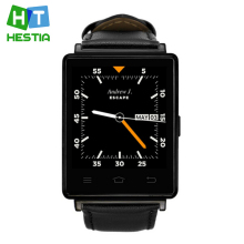 NO 1 D6 1 63 inch 3G font b Smartwatch b font For Android 5 1