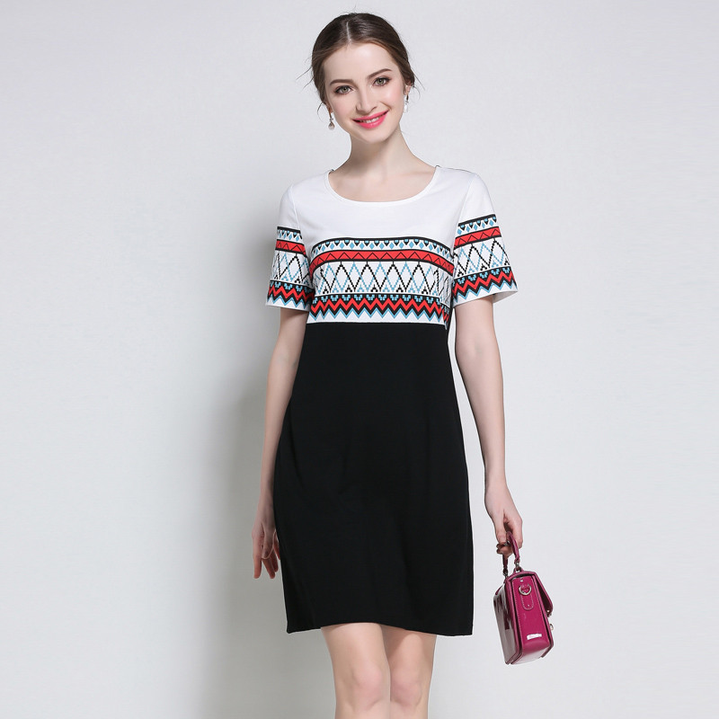 Compare Prices on Summer Cotton Knit Dresses- Online Shopping/Buy ...