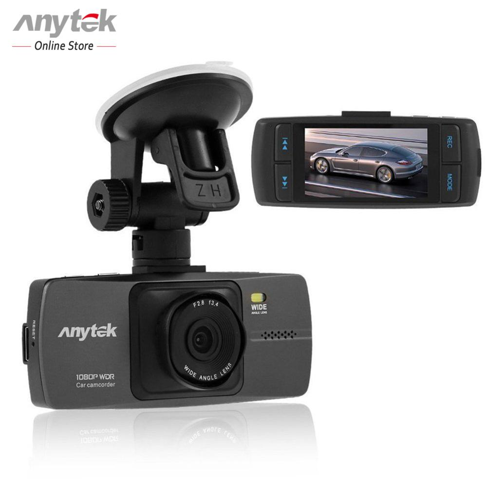 Anytek A88 1080P FHD NOVATEK 96220 In Car Camera DVR Camcorder HDMI Cam Recorder