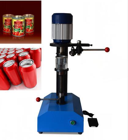 Manual Food Tin Can Seamer