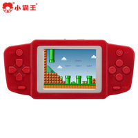 Original Newest Subor S100 Pocket Handheld Children Puzzle Game Player Colorful Screen Built In Free 268
