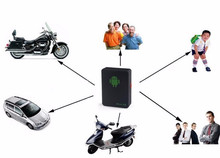Mini A8 Tracker GSM/GPRS/LBS locator tracking system Global Tracking Device