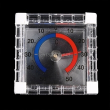 Temperature Thermometer Window Indoor Outdoor Wall Greenhouse Garden Home New R08 Drop ship