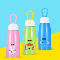 New Arrival Cartoon Thermos Cup Bottle Stainless Steel Thermo Portable Cup Vacuum Thermal Mug 260ml 500ml