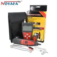 Noyafa NF 300 Lan Tester RJ45 BNC USB RJ11 Telephone Network Cable Tester Wire Tracker Anti Interference Network Crimping Tool