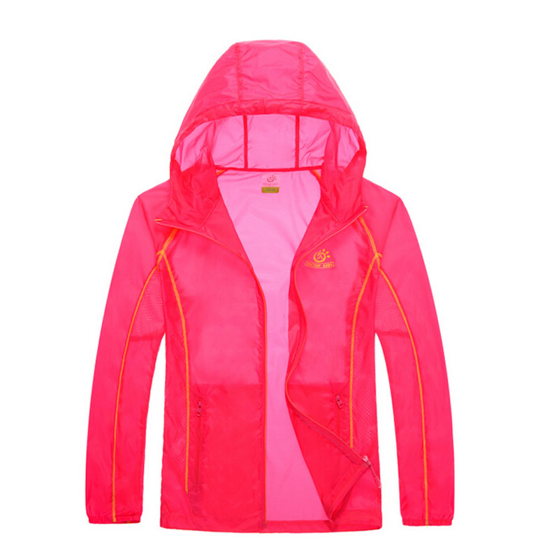 Aliexpress.com : Buy Children Rain Jackets Kids Girls Boys Nylon ...