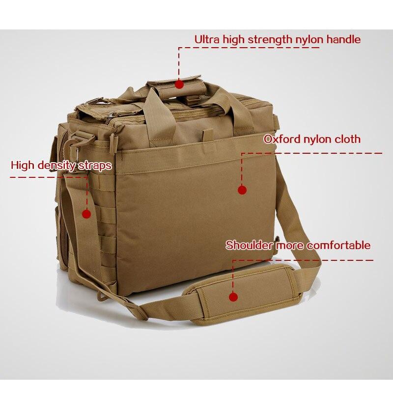 Muška vojska vojne Molle taktičke torbe na otvorenom planinarenje - Sportske torbe - Foto 4
