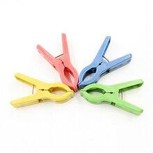 Pegs Clips Hangers-Racks Hanging Laundry Plastic Color 20PCS Heavy-Duty