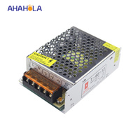 Dc 12v 5A 60w Led Switching Power Supply Convert AC 110 220v Into DC 12v Power