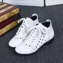 Women Shoes Modern Jazz Sailors Dance Shoes Sneakers Woman G