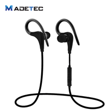 Madetec Bluetooth Wireless Sports Earphone With Microphone Remote Control Stereo Headset  for iPhone Xiaomi Sony PA275