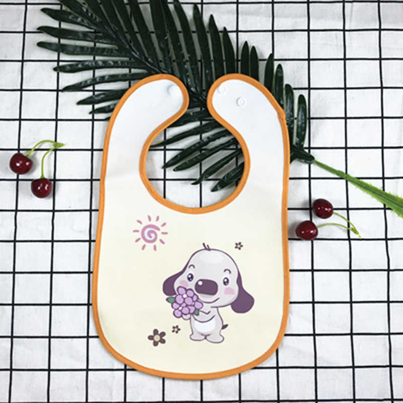 Новое поступление водонепроницаемые детские нагрудники силиконовый слюнявчик для младенца полотенце Новорожденные фартуки с рисунком детские пищевые силиконовые нагрудники