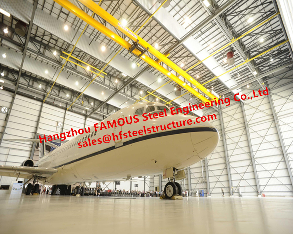China Airplane Terminal Airport Development And Aircraft Steel Hangar Buildings Constructions For Maintenence And Storage