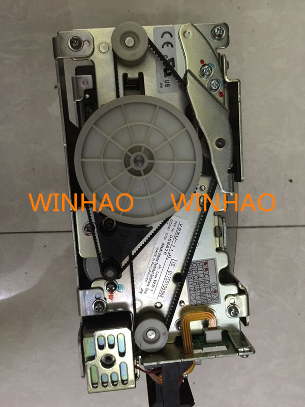 original refurbished Wincor Nixdorf Card Reader V2XU USB Version ATM Spare Parts 01750105988 / 1750105988