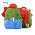 Детский сад  Детские рюкзаки с динозавром  милый школьный рюкзак для маленьких девочек и мальчиков  плюшевый рюкзак  детские игрушки с героя...