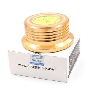 Image 2 - 60 Гц LP 628G 3 в 1 зажим для записи LP стабилизатор диска виниловый зажим HiFi для граммофона