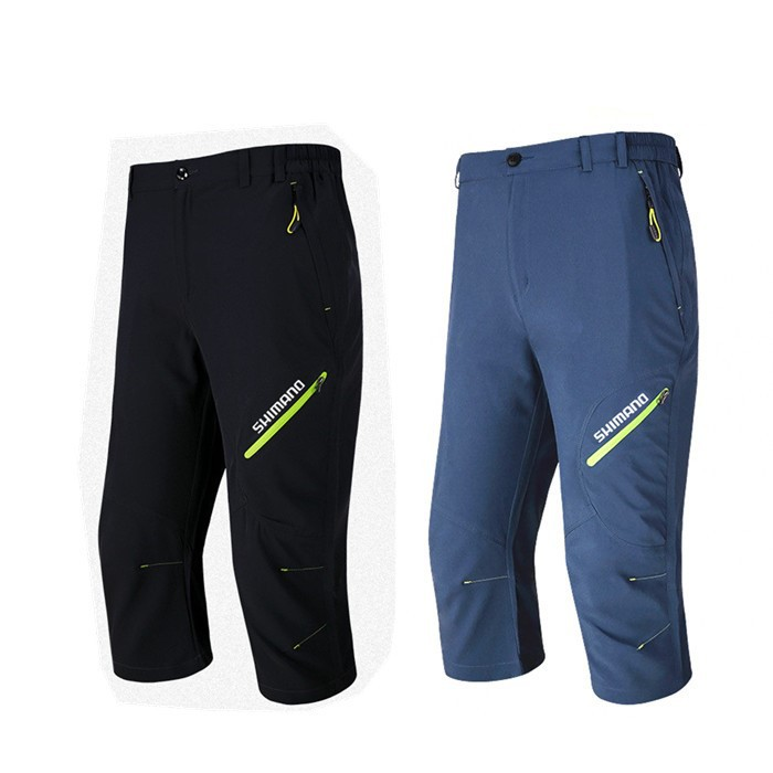 2018 NEW SHIMANO Fishing pants summer Ultrathin Sunscreen waterproof Quick dry Leisure Breathable shorts SHIMANOS Free shipping hot free shipping 8xl 10xl brand pants leisure