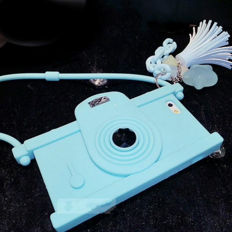 camera case (green)