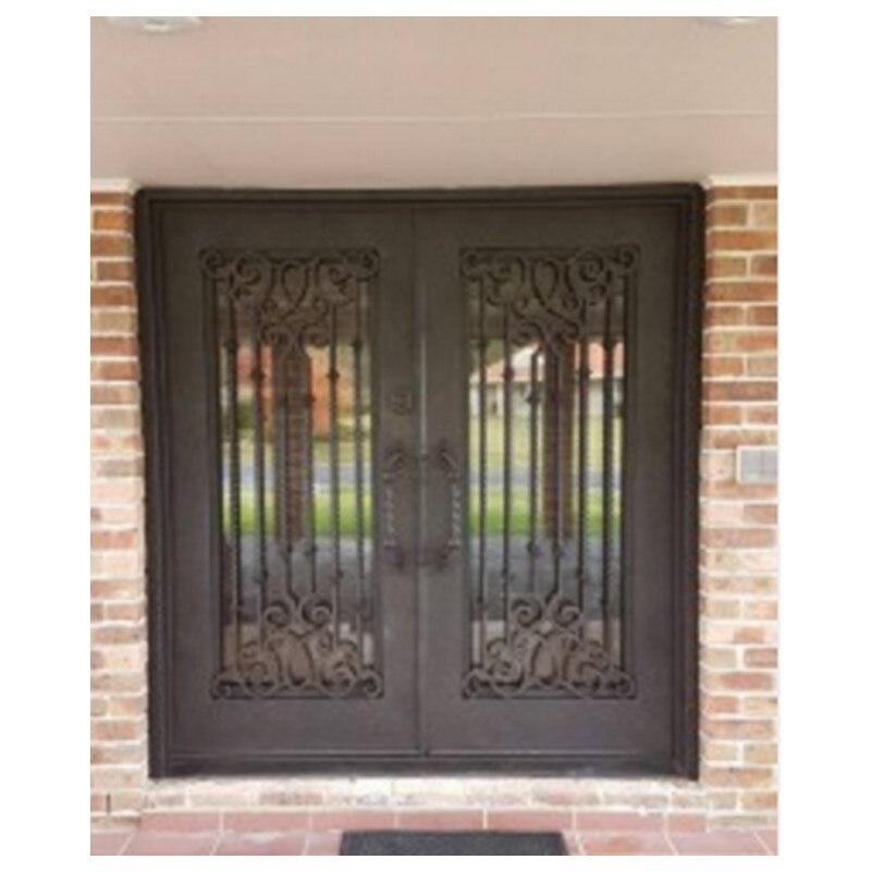 Hench 100% Steels Metal Iron Security Front Doors