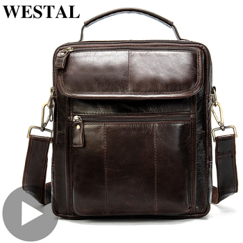Luxury Vintage Cross Body Crossbody For Genuine Leather Men Shoulder Bag Messenger Handbag Briefcase Male Sac A Main Bolsas 2020 kavis genuine leather messenger bag men shoulder crossbody handbag bolsas sac sling chest for briefcase male small luxury brand