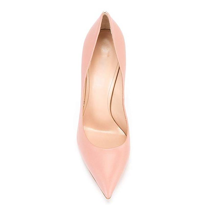 Zapatos Elegante Tacón Mujeres Llegada Boda Bowknot Nueva Del blanco Fiesta 2018 Verano Dedo Morazora De Alto Pie Las Rosado Puntiagudo Baja xXwP1q6WFZ